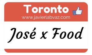 JOSE & FOOD